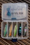 """Indilure Trout Box """"Seatrout"""" UV"""